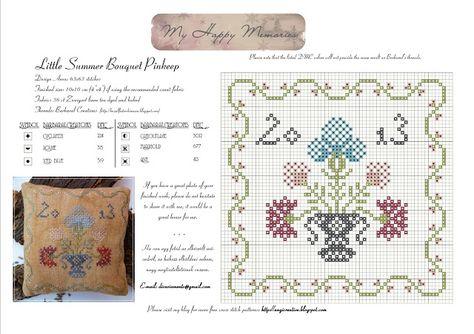 My Happy Memories: Free pattern