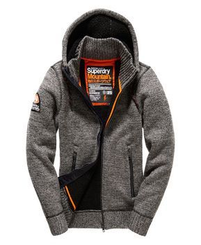 Superdry Veste à capuche Expedition Zip pour Homme