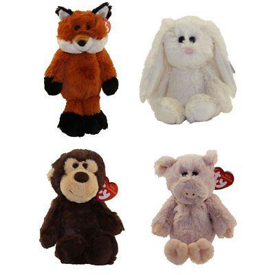 DEBBIE the Duck - MWMTs Stuffed Toy Medium Size - 12 inch TY Attic Treasures