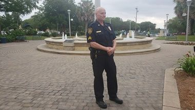 SAN ANTONIO, Texas - An officer with the St  Mary's