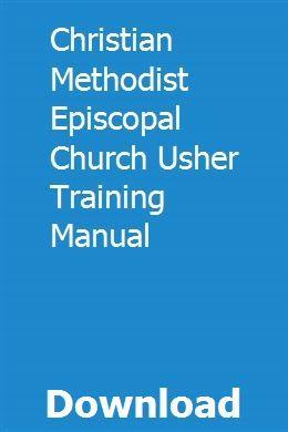 Church usher training manual | usher team job description download.