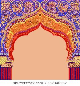 Indian Architecture Indian Temple Architectural Arch Architecture Arabic Emirates Minimalist Wallpaper Fantastic Art Indian Architecture