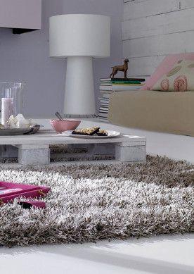 Schoner Wohnen Shaggyteppich Feeling Cremesilber 6160 003 Schoner Wohnen Wohnen Und Teppich Wohnzimmer