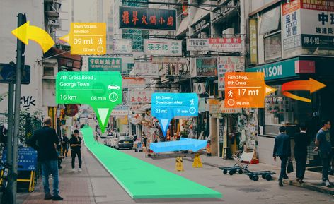 How Augmented Reality is revolutionizing the traveler's experience?