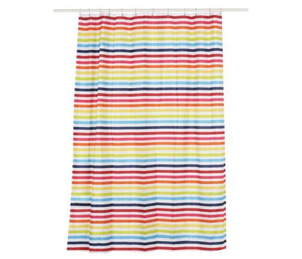 Cortinas Baño Leroy | Sensea Cortina De Bano Drop Multicolor Decor Shower Curtain