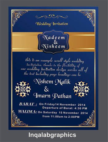 Wedding Cards Vector Free Vector Images For Commercial Use Psd And Cdr File Wedding Cards Wedding Invitation Templates Printable Wedding Invitations Vintage