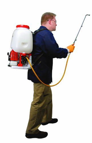 Hudson 18537 6 5 Gallon 1 Hp 2 Stroke Gas Powered Professional Bak Pak Power Sprayer For Home Lawn And Garden Rely On With Images Power Sprayer Sprayers Deck Maintenance