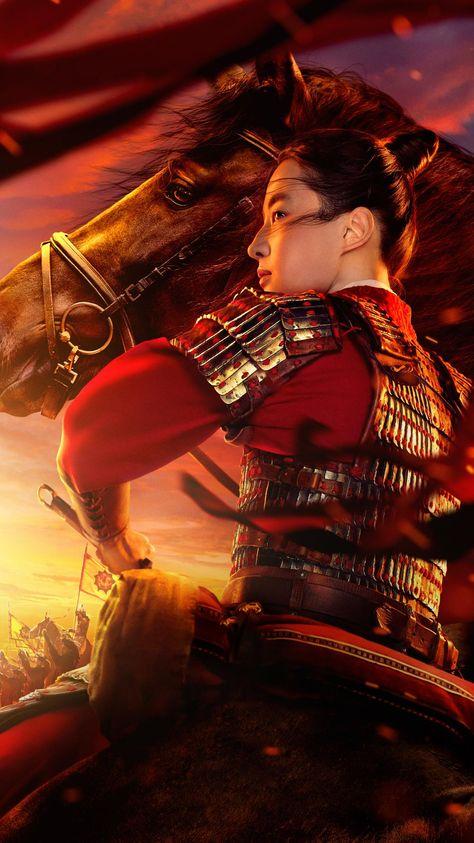 Mulan (2020) Phone Wallpaper | Moviemania