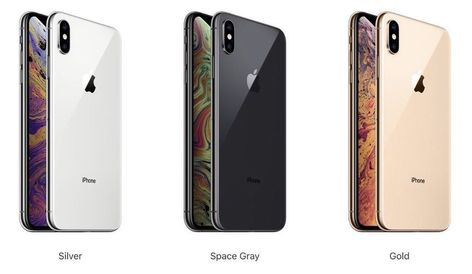 Apple Iphone Xs Max Unlocked 64gb 256gb 512gb Gold Silver Space Gray Preorder Iphone Apple Iphone Iphone Price