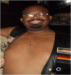Gay Bear Bkack