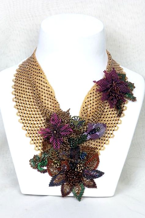 Flower Necklace Contest