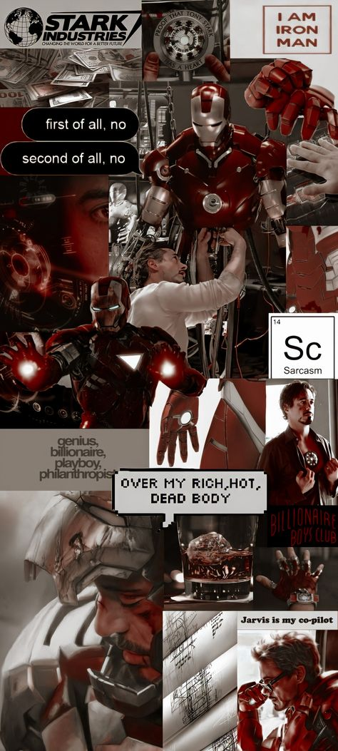 Iron Man Wallpaper Background