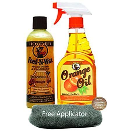 Orange Oil Cleaner