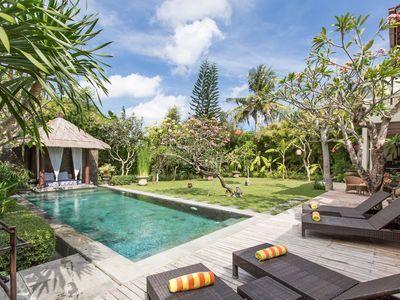 Spacious Tropical Garden 2br Villa In Seminyak Kuta Bali Luxury Villas Villa Swimming Pools