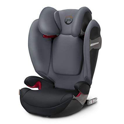 Cybex Gold Kinder Autositz Solution S Fix Scuderia Ferrari Fur Autos Mit Und Ohne Isofix Gruppe 2 3 15 36 Kg Ab Ca 3 Kinder Autositz Autositz Kindersitz