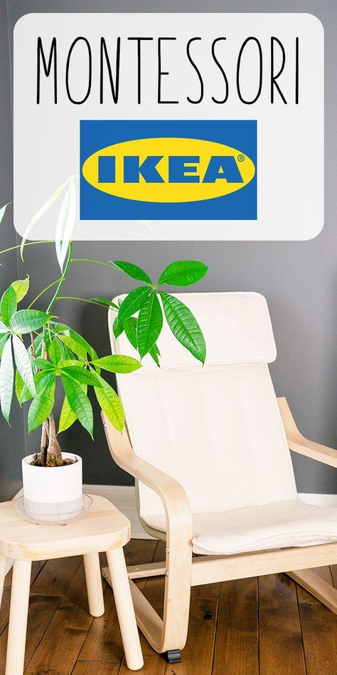 Our favorite IKEA Montessori items Montessori Ikea, Montessori Toddler Rooms, Montessori Bedroom, Bedroom Door Design, Modern Bedroom Design, Playroom Shelves, Ikea Shelves, Montessori Practical Life, Infant Activities