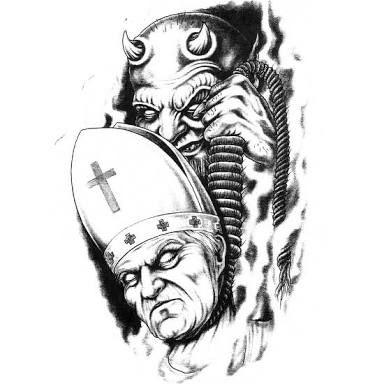 Resultado De Imagen Para Tatuaże Demony Satanic Satanic