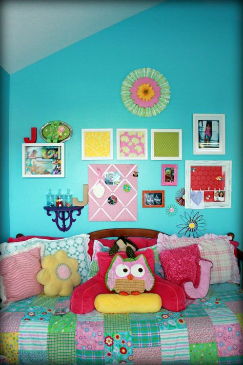 WIP Blog: Tween Bedroom