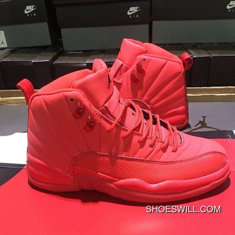 huge selection of 67089 2f4f8 Men Basketball Shoes Air Jordan XII Retro SKU 489723-348 Best