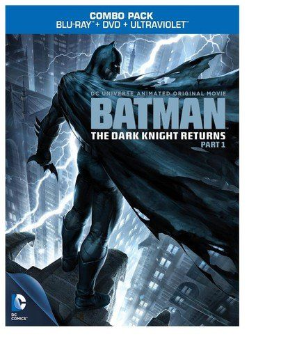 Batman The Dark Knight Returns Part 1 Blu Ray Warner Https Www Dp B008rv5k5e Ref Cm Dark Knight Returns Batman The Dark Knight Batman Dark