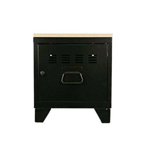 Chevet Caz Noir Table De Chevet Chevet Noir Et Chevet