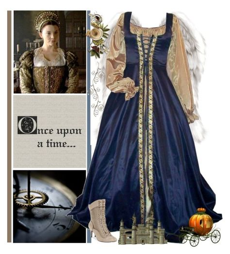"""Battle Of The Sisters Grimm - Round 10: Redemption"" by fashionqueen76 ❤ liked on Polyvore featuring Once Upon a Time, Poetic Licence and BOTSG04"