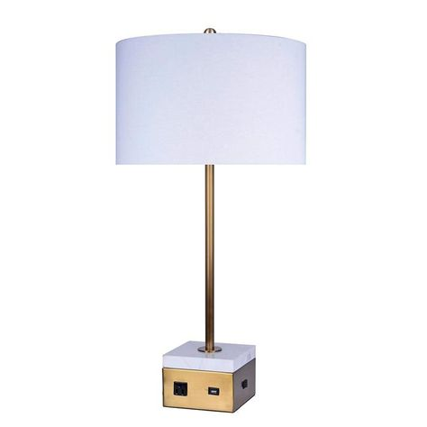 Table lamp and shade nebraska furniture mart where to find gvg lamps pinterest nebraska furniture mart and house