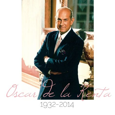 Addicted to Style - Oscar de la Renta