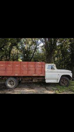 64 Chevy Grain Truck C60 Has Working Wet Kit 2c Full Tune Up 2c New Master Cylinder 2c Booster 2c And Battery Last Fall Truck Works Gre In 2020 Chevy Trucks Just Don