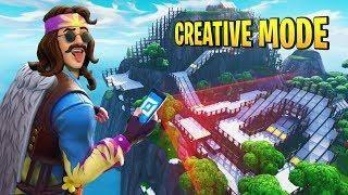 The New Fortnite Creative Mode Gameplay Teacher Tech Fortnite Creative