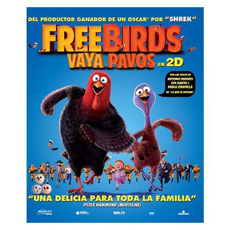 free birds pelicula completa en espa?ol latino