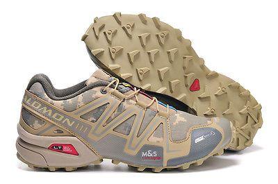 salomon speedcross 3 camouflage khaki shoes