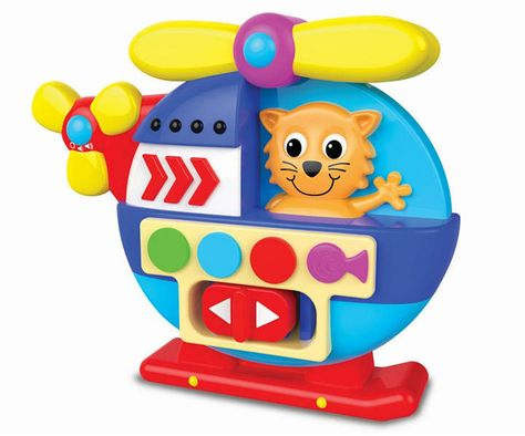 The Learning Journey Early Learning Color Copter & Reviews - Home - Macy's
