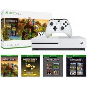214 Xbox One S 1tb Minecraft Creators Bundle Digital Minecraft