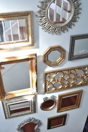Pin On Mirrors Wall