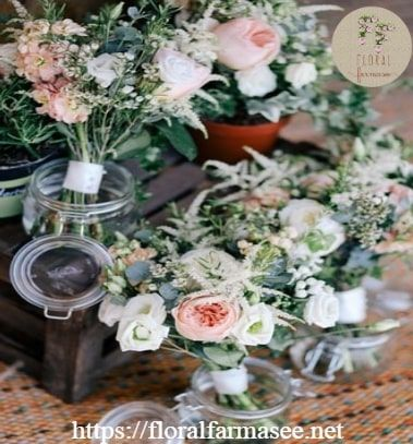 Compare Prices Online And Book Your Offer For Best Flowers Floralfarmasee Net In 2020 Fake Wedding Flowers Diy Wedding Bouquet Fake Flowers Wedding Flower Guide
