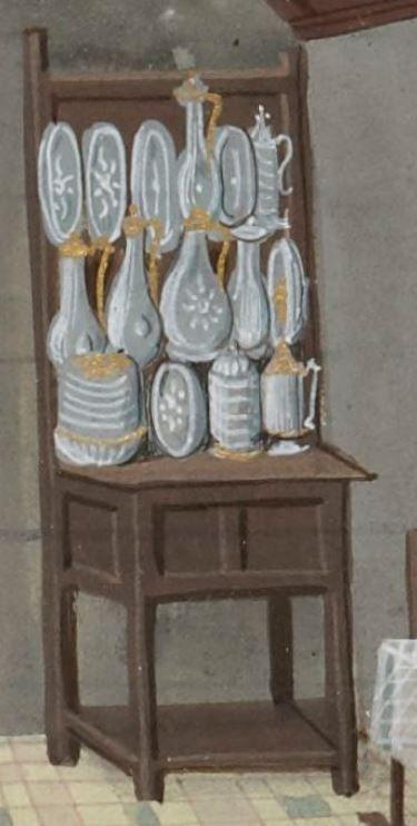 Histoires Du Grant Alexandre De Macedone Par Quinte Curce Traduction Francaise De Vasque De Lucena Faite Ou Mobilier Medieval Vasque Art De La Table