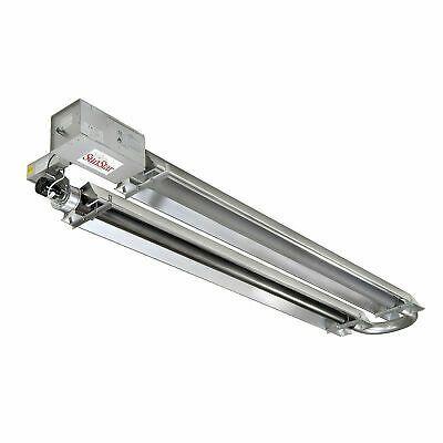 Ad Ebay Sunstar Natural Gas Heater Infrared Vacuum U Tube 100000 Btu 40l In 2020 Propane Heater Gas Heater U Tube