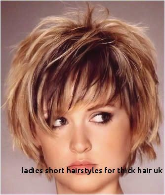 Ladies Short Hairstyles For Thick Hair Uk Short Hairstyles For Women With Thick Short Hair With Layers Short Layered Haircuts Fine Hair Short Layered Haircuts