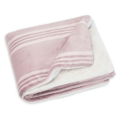 Ugg Parker Weighted Kids Reversible Throw Blanket Bed Bath