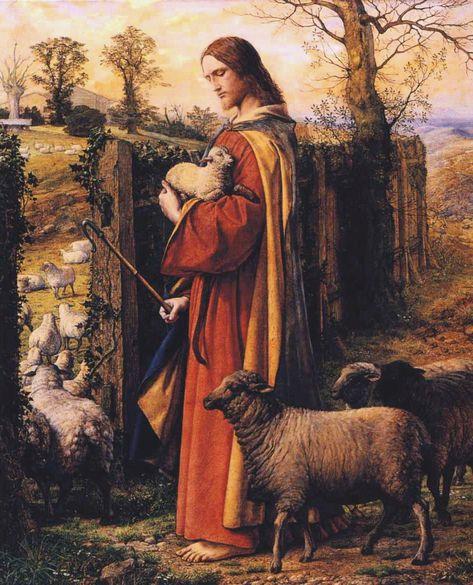 Mustard Seed 8x10 Catholic Gift Catechesis of the Good Shepherd