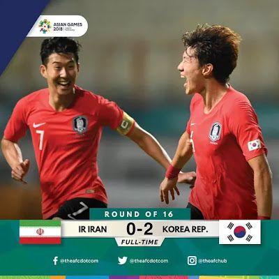South Korea Face In Form Uzbekistan In Asian Games Quarter Final Asian Games Korea South Korea