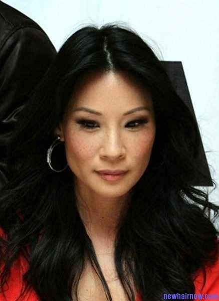 Lucy liu fakes