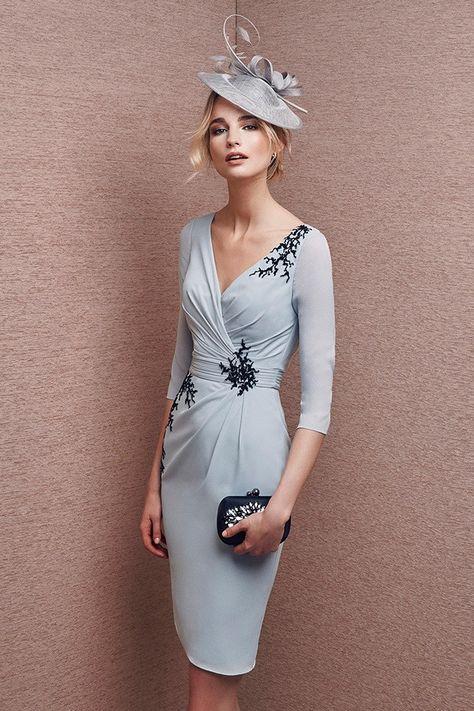 Vestido corto modelo 6660 de la colección It´s my party by It's My Party | Boutique Clara