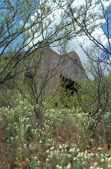 Abandoned Restaurant Tucson Az