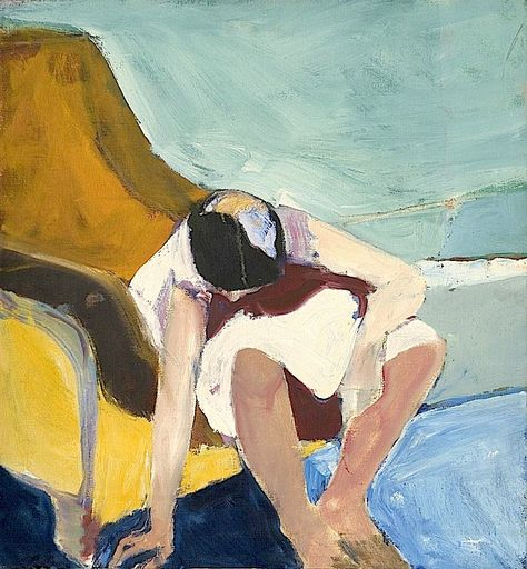 RICHARD DIEBENKORN Untitled, ca.  1963-64