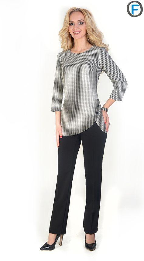 a9058cae49a Блузка Open Fashion 227-626  купить в Москве в розницу недорого в интернет- магазине GroupPrice