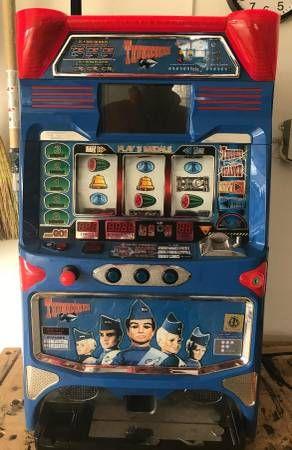 Thunderbirds slot machine manual the garden city casino ny