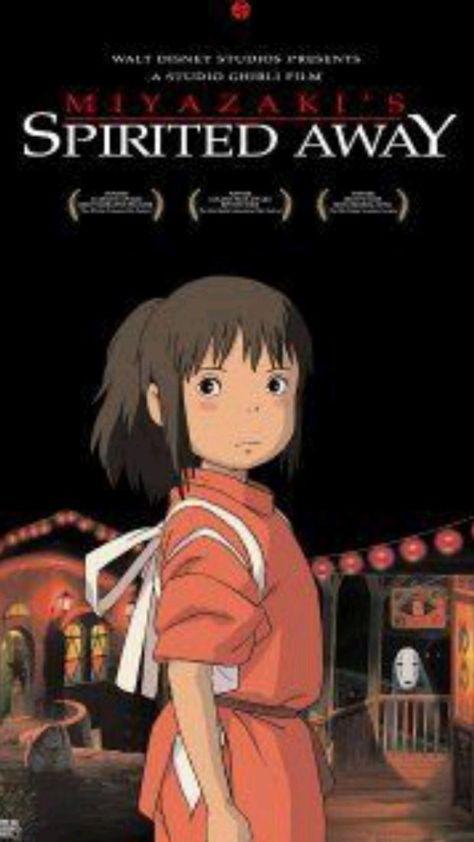 some Ghibli studio film