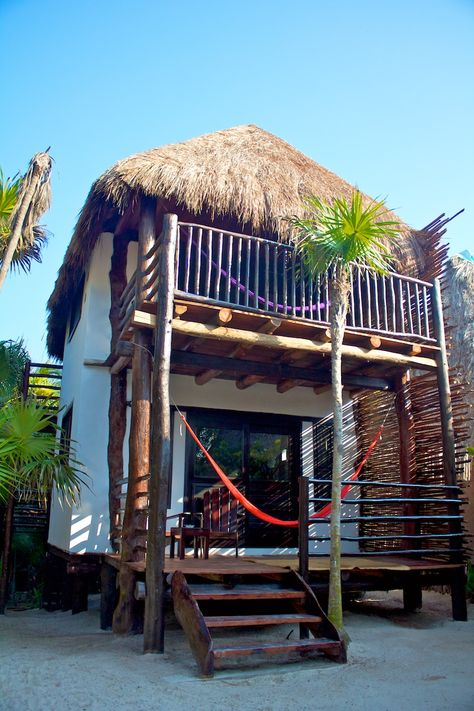 Lodging - PLAYA SELVA | HOUSE & BUNGALOWS ON THE BEACH